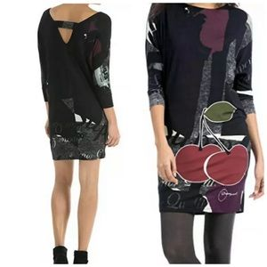 NEW Desigual Vest Oakel Dress